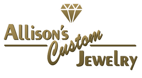 Allison's Custom Jewelry Logo