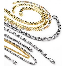 14 Carat Gold Chains