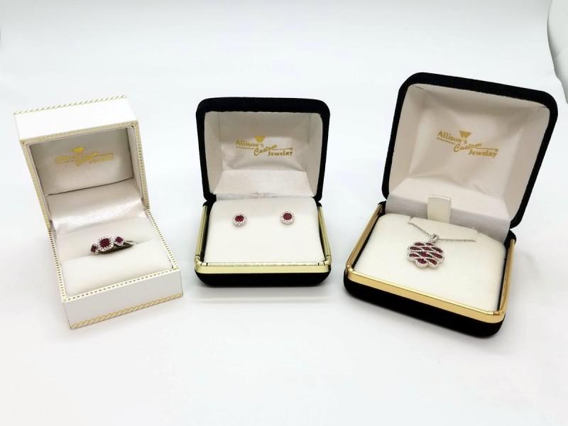 Ruby Jewelry