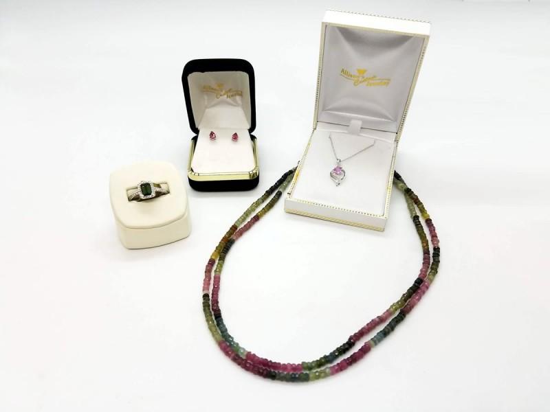 Tourmaline Jewelry