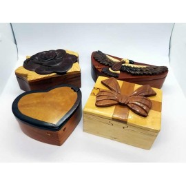 Hand Crafted Decorative Boxes